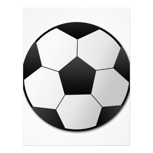 Fútbol Membretes Personalizados