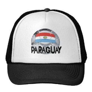 Fútbol Merch del fútbol de Paraguay Gorra