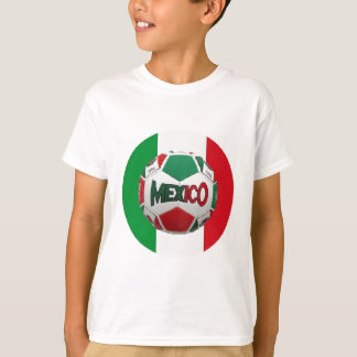 FUTBOL México Playera