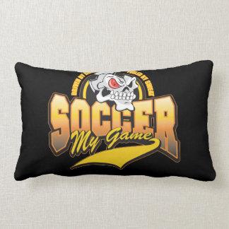 Fútbol mi juego almohada