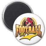 Fútbol mi juego imanes