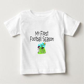 Fútbol mi primera estación de Fooball (figura del Playera De Bebé