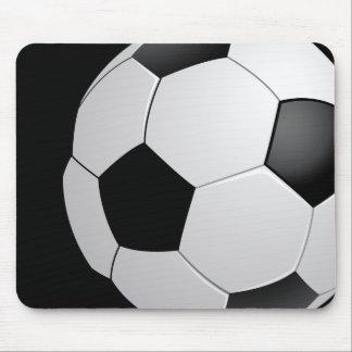 Fútbol Mousepad del fútbol