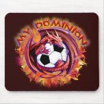 Fútbol Mousepad Tapete De Raton