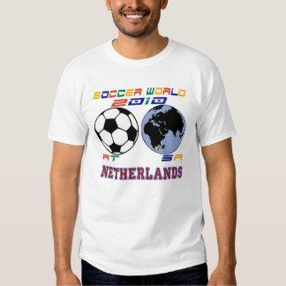 Fútbol Mundo-PAÍSES BAJOS Playera