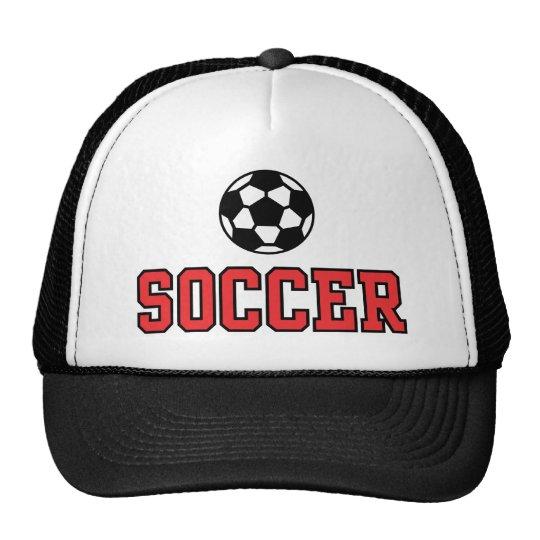 Fútbol N Ball12 Gorros Bordados