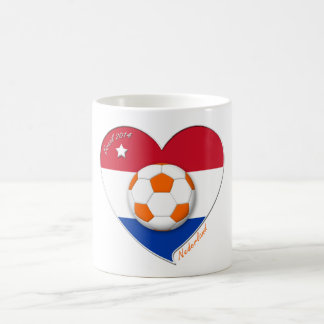 Fútbol Netherlands. NEDERLAND soccer national team Taza