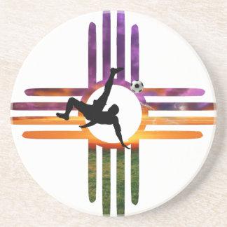Fútbol New México Posavasos Manualidades