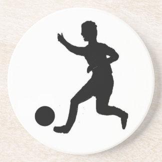 Fútbol o fútbol posavasos manualidades
