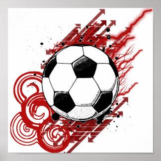 Fútbol Posters