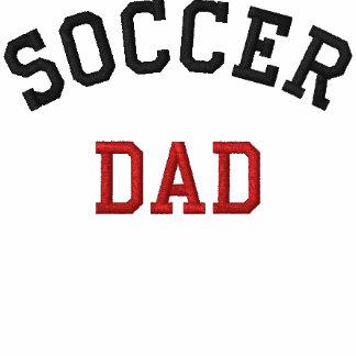 Fútbol, papá camiseta polo