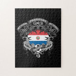 Fútbol Paraguay Puzzles