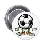 Fútbol Pin