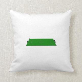 Futbol Pitch Pillows
