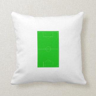 Futbol Pitch Pillow