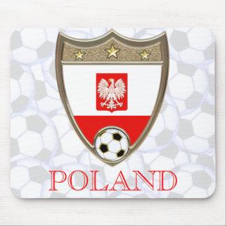 Fútbol polaco tapete de raton