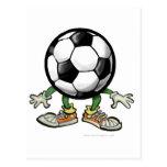 Fútbol Postales