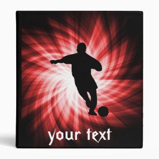 Fútbol; rojo