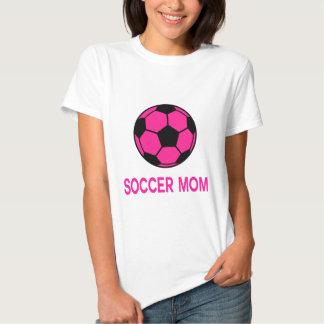 Fútbol rosado playeras