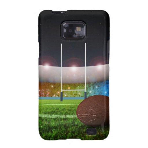 Fútbol Samsung Galaxy SII Funda