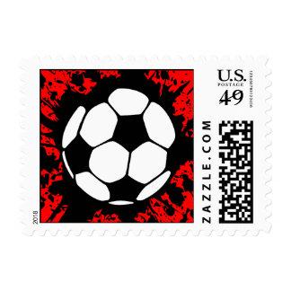 fútbol splat. sello