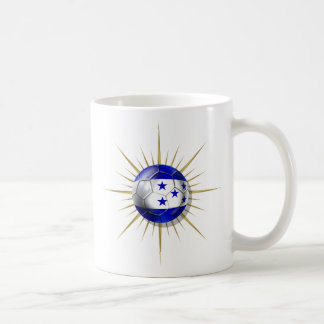 Fútbol Starburst de Honduras Tazas De Café