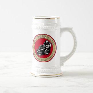 Fútbol Stein del estratega de la butaca de San Fra Tazas De Café