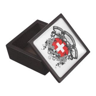 Fútbol Suiza Caja De Regalo De Calidad