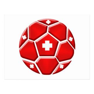 Fútbol T de los fanáticos del fútbol del fútbol de Postales