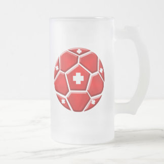 Fútbol T de los fanáticos del fútbol del fútbol de Taza De Café