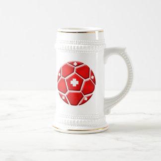 Fútbol T de los fanáticos del fútbol del fútbol de Taza
