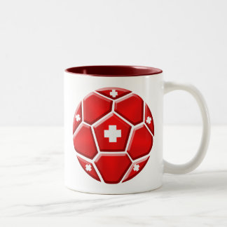 Fútbol T de los fanáticos del fútbol del fútbol de Tazas De Café