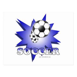 ¡Fútbol! Postales
