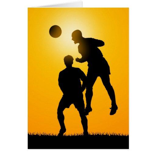 Fútbol Tarjetas