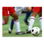 Fútbol Tarjetas Postales