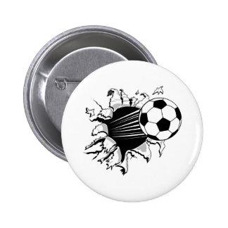 Fútbol Tearout Pins