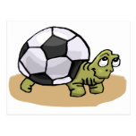 Fútbol (tortuga) postales