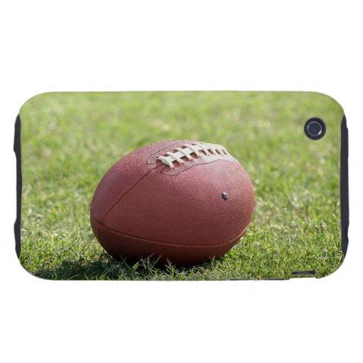 Fútbol Tough iPhone 3 Coberturas