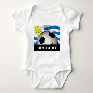 Fútbol Uruguay Playeras