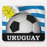 Fútbol Uruguay Tapete De Raton