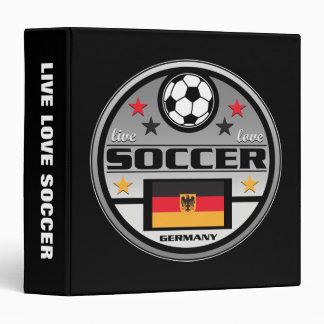 Fútbol vivo Alemania del amor