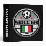 Fútbol vivo Italia del amor