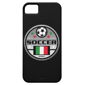 Fútbol vivo Italia del amor Funda Para iPhone 5 Barely There