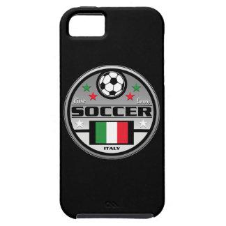 Fútbol vivo Italia del amor Funda Para iPhone 5 Tough