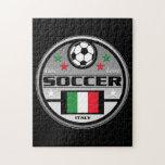 Fútbol vivo Italia del amor Puzzle