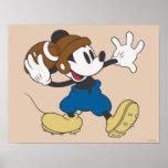 Futbolista de Mickey Mouse 2 Impresiones