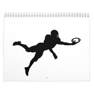 Futbolista Calendario