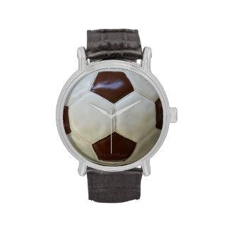 """""""futbolística tarta"""" by mysteryella relojes de pulsera"""