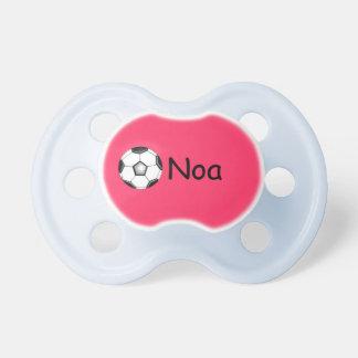 Futebol del futbol del fútbol de Noa Chupetes