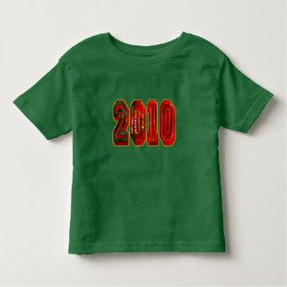Futebol Português 2010 Tee Shirts